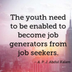 A. P. J. Abdul Kalam Quotes About Teen