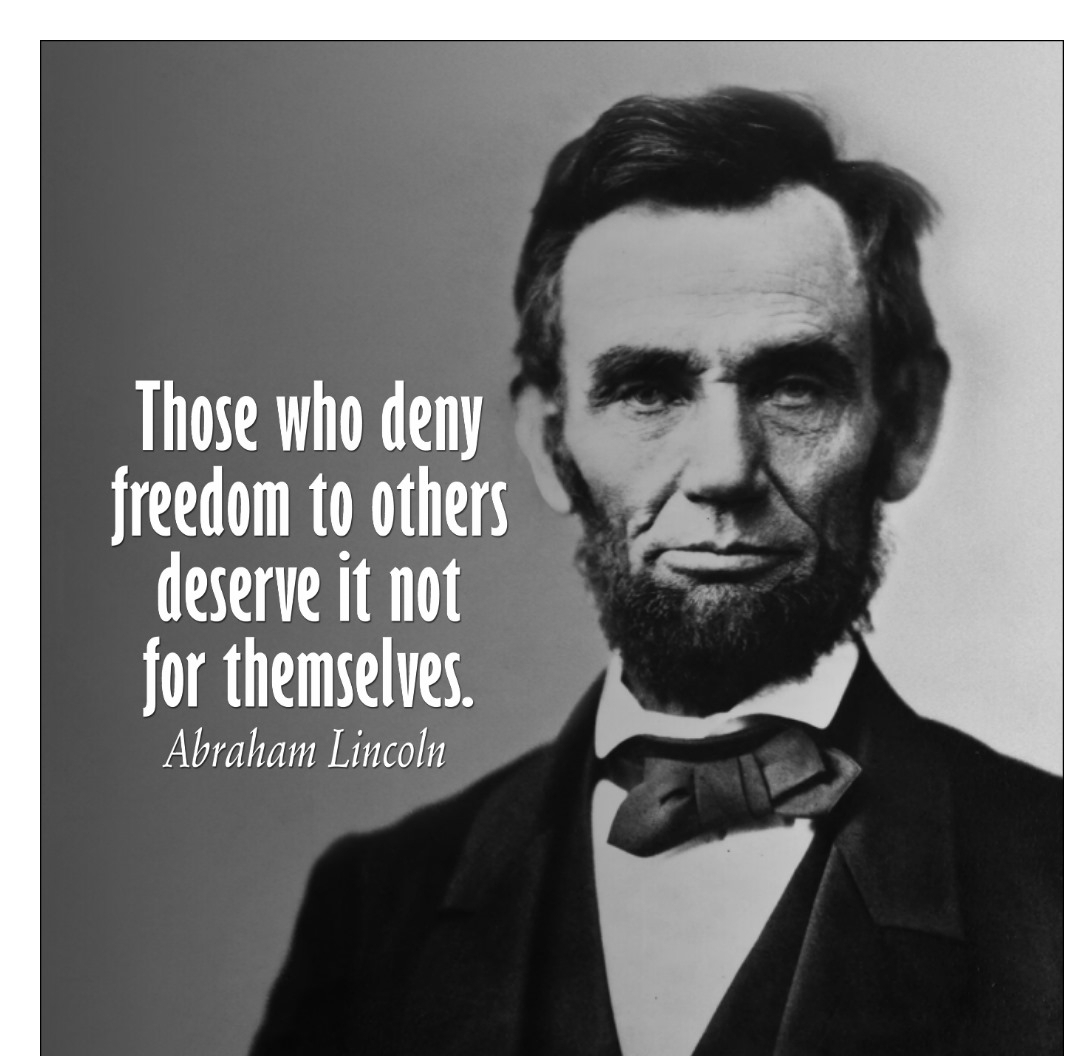 Abraham Lincoln Quotes On Slavery: Abraham Lincoln Emancipation Proclamation Quotes
