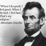 Abraham Lincoln Quotes About Religion