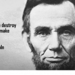 Abraham Lincoln Quotes Leadership