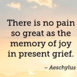 Aeschylus Quotes About Sympathy