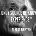 Albert Einstein Quotes About Knowledge