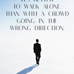 Alone Sayings and Quotes