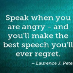 Amazing Quotes about Anger