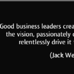 Amazing Quotes by Jack Welch about Business