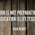 Amazing Quotes by John Dewey about Education