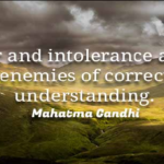 Amazing Quotes by Mahatma Gandhi about Anger