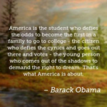 Barack Obama Quotes About America