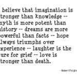 Best Quotes by Robert Fulghum about Knowledge