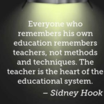Best Quotes by Sidney Hook about Education