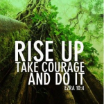 Bible Quotes about Strength and Courage Flickr