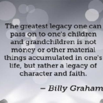 Billy Graham Quotes About Faith