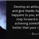 Brian Tracy Quotes About Attitude