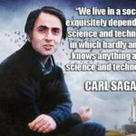 Carl Sagan Quotes About Technology