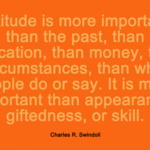 Charles R. Swindoll Quotes About Money