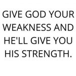 Christian Quotes about Strength