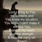 Christian Quotes about Strength In Hard Times