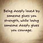 Christian Quotes about Strength and Courage