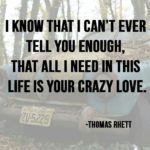 Country Love Song Lyrics