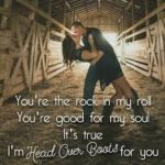 Country Love Song Lyrics Quotes