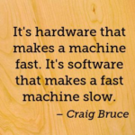 Craig Bruce Quotes About Computers