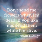 Death Quotes by Brian Clough