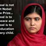 Education Quotes from Malala Y.