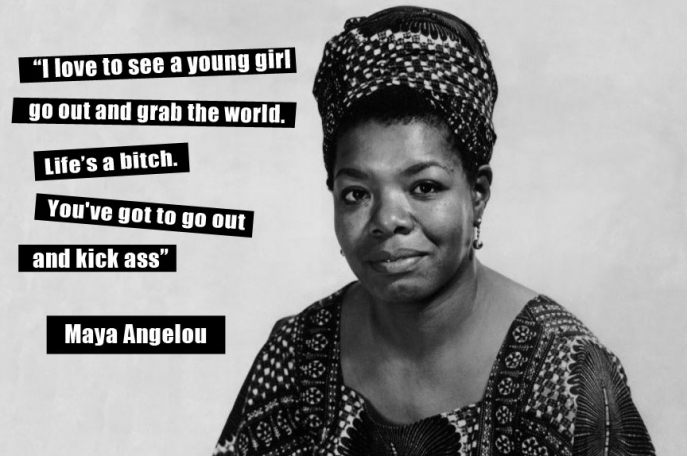 Empowering Women Quotes New Empowering Women Quotes Maya Angelou  Upload Mega Quotes