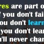 Failure Quotes In Life