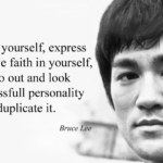 Faith Quotes by Bruce Lee