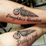 Father Daughter Quotes For Tattoos