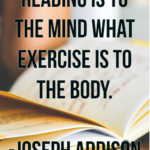 Fitness Quotes by Joseph Addison