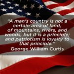 George William Curtis Quotes About  Memorial Day