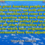 Government Quotes by Abraham Lincoln