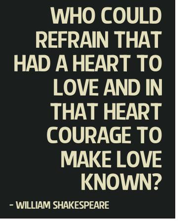 Great Love Quotes New Great Love Quotesshakespeare  Upload Mega Quotes