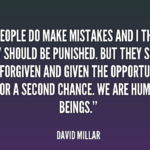 Great Quotes by David Millar about Chance
