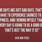 Great Quotes by Dita Von Teese about Happiness