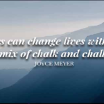 Great Quotes by Joyce Meyer about Change