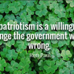 Great Quotes by Ron Paul about Patriotism