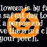 Halloween Quotes and Sayings for You