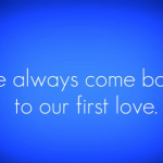 He is My First Love Quotes