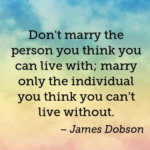 James Dobson Quotes About Marriage