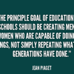 Jean Piaget Quotes About Men