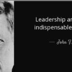 John F. Kennedy Quotes About Leadership