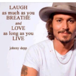 Johnny Depp Quotes about Life