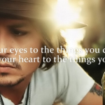 Johnny Depp Quotes on You Can Close Your Eyes