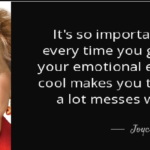 Joyce Meyer Quotes About Cool
