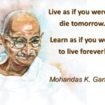 Mahatma Gandhi Quotes About Learning