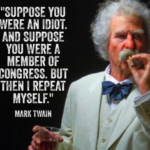 Mark Twain Quotes About Politics