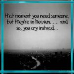 Missing Someone Who Died Quotes